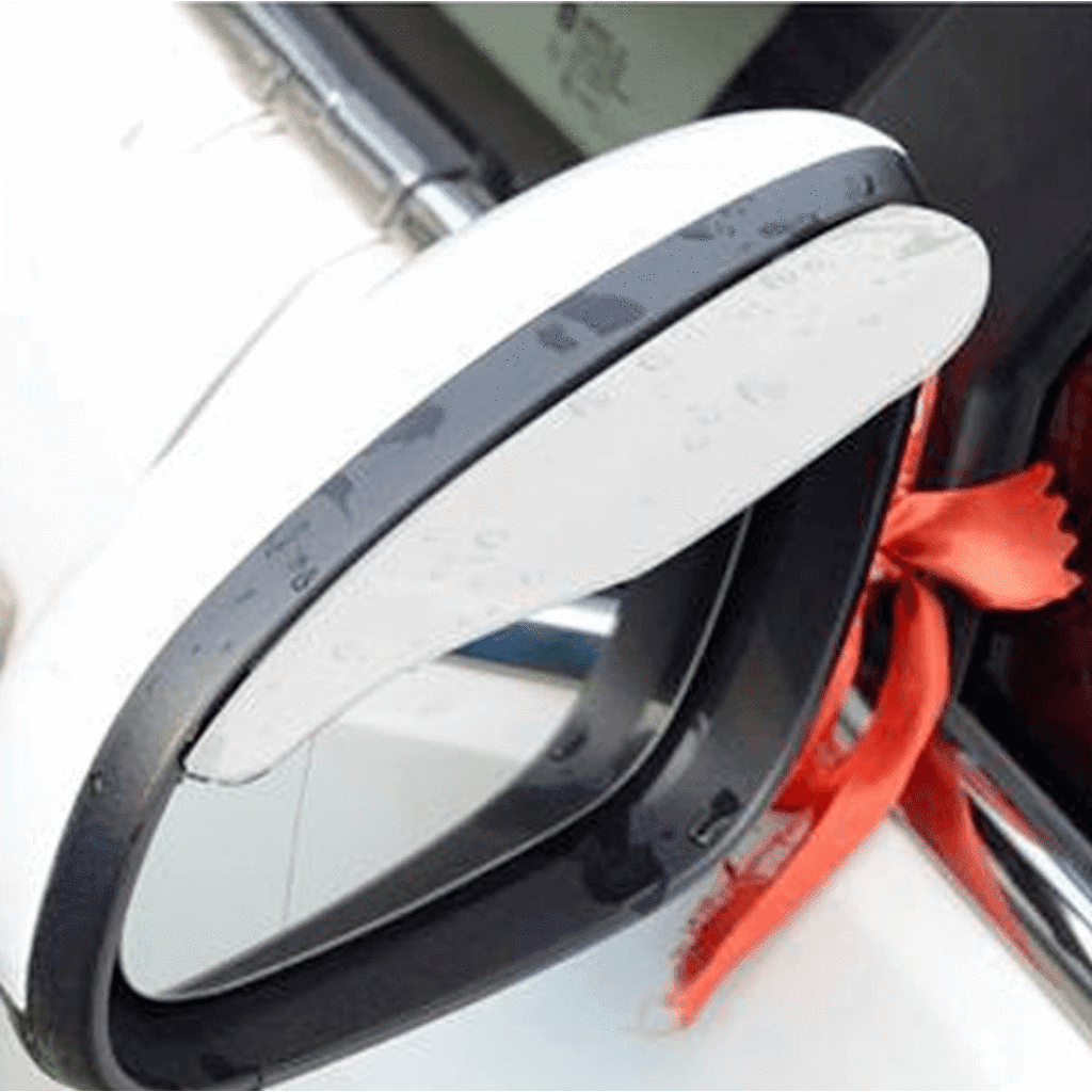 Car Rear View Mirror Rain Shade (Shipped From USA)