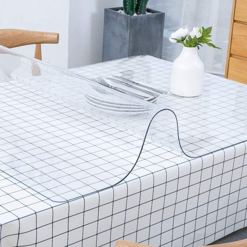 Soft Glass Table Protector