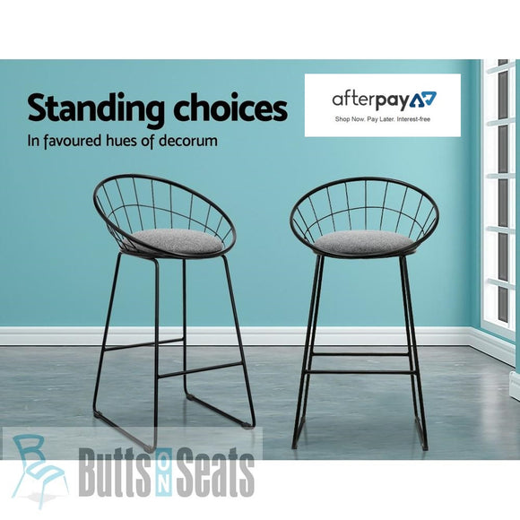 Camden stools x 2 - Wow that's only $89ea - NOW A CRAZY $74.50ea