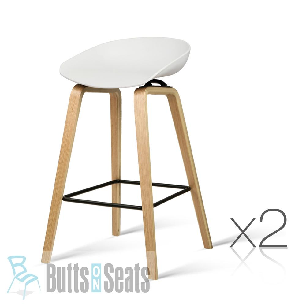 Bentwood stools x 2 - Wow that's only $125ea
