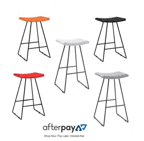 Bindi Stool Chrome Various Colours
