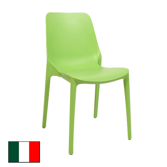 Ginevra Resin Dining Chair - Made in Italy