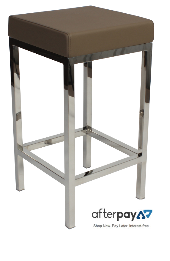 Kyoto 304 Grade Stainless Steel Kitchen Bar Stool