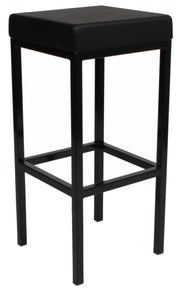 London Powder Coated Steel Bar Stool