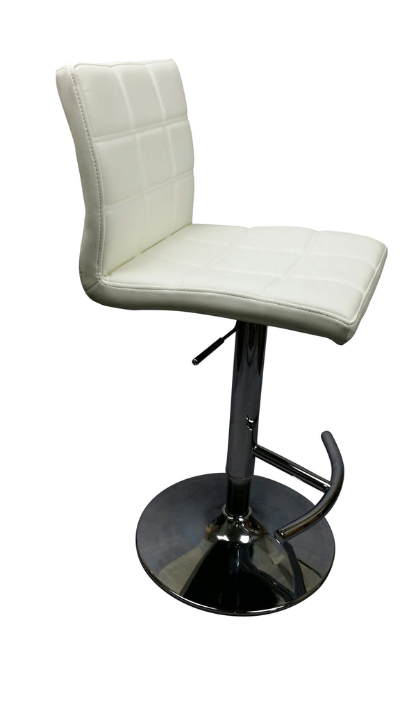 Como Height Adjustable Bar Stool