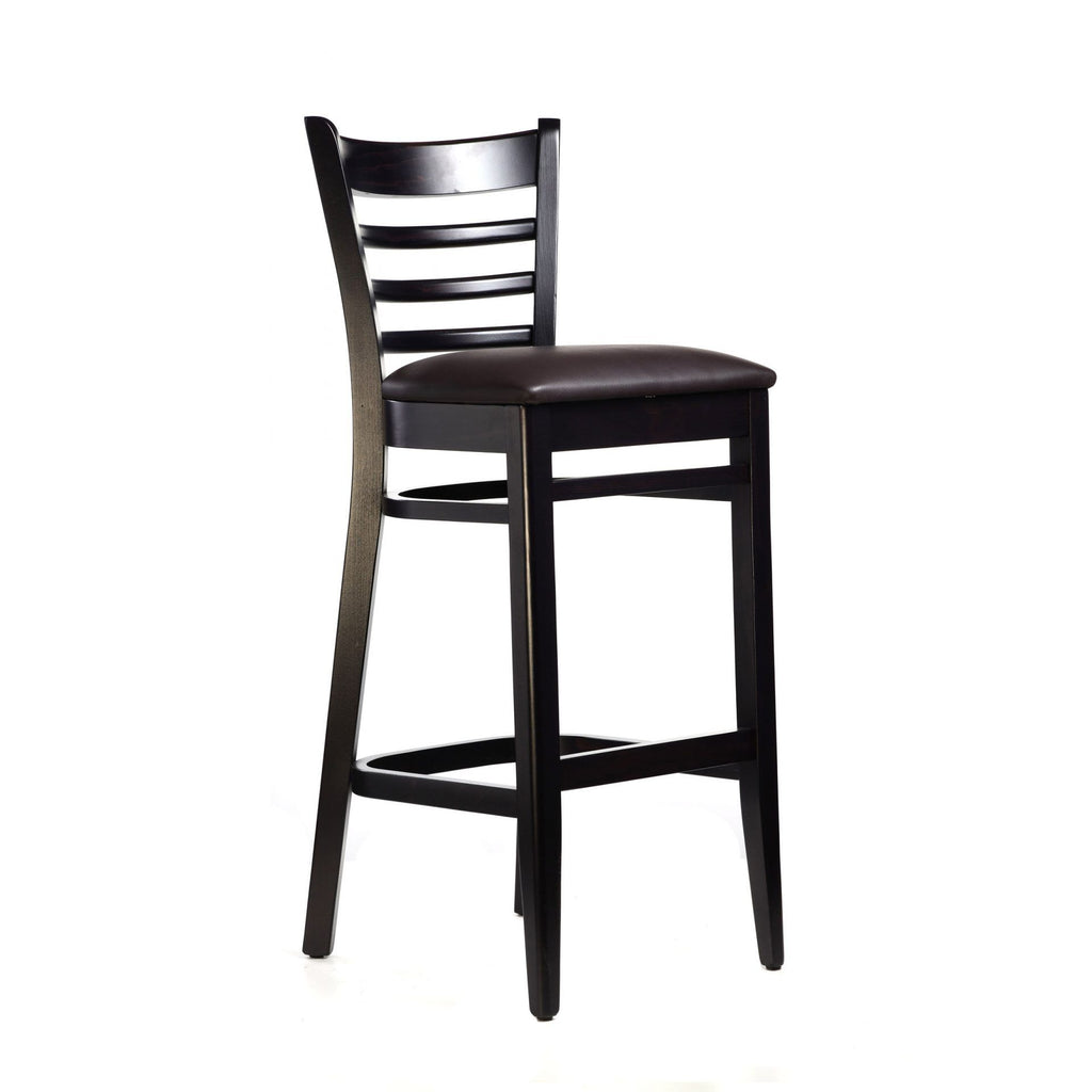 Flo 75cm Bar Stool With Padded Seat