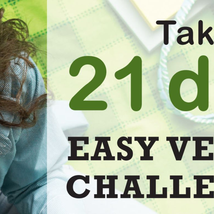 21 Day Easy Vegan Challenge NZ