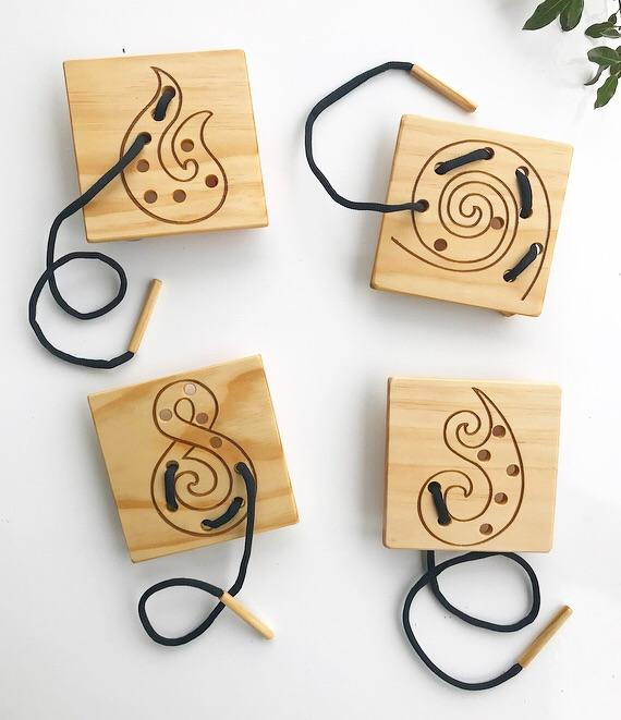 threading-wooden-puzzles-plant-based-nz