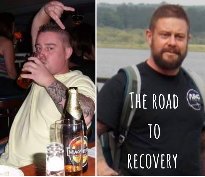 The Road to Recovery - Lee's Story