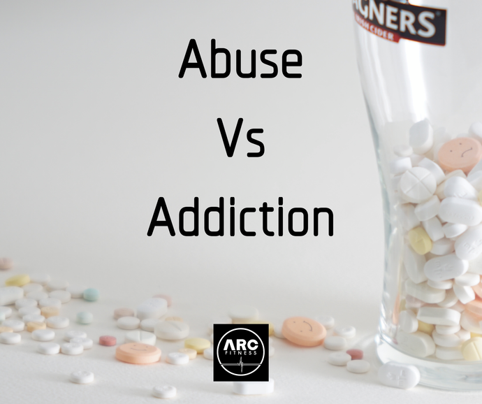 Abuse Vs Addiction