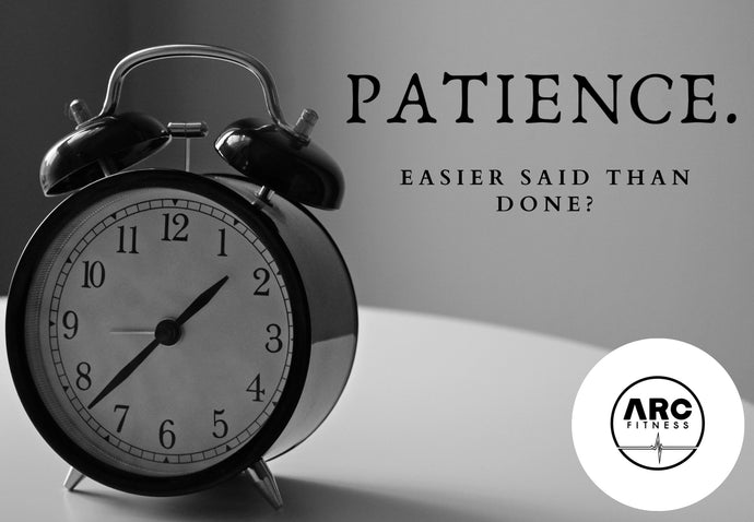 Patience: Easier said than done?