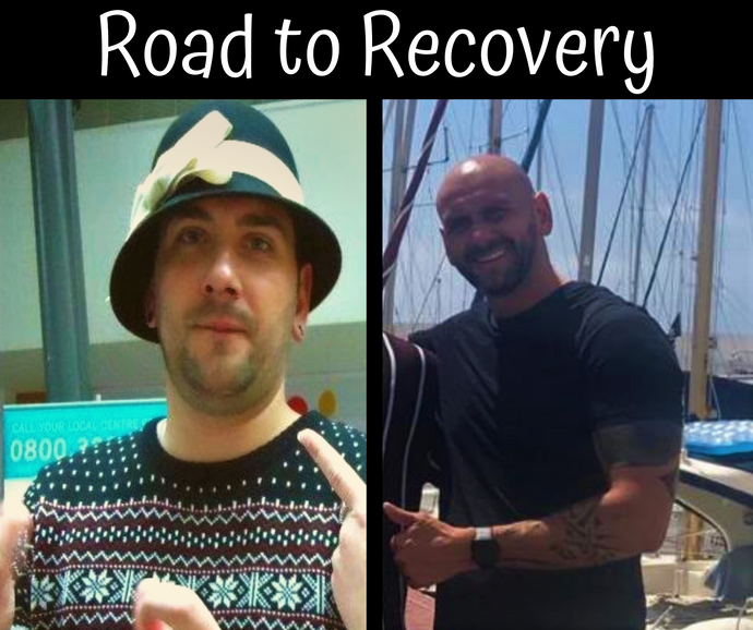 The Road to Recovery - Gaz's Story