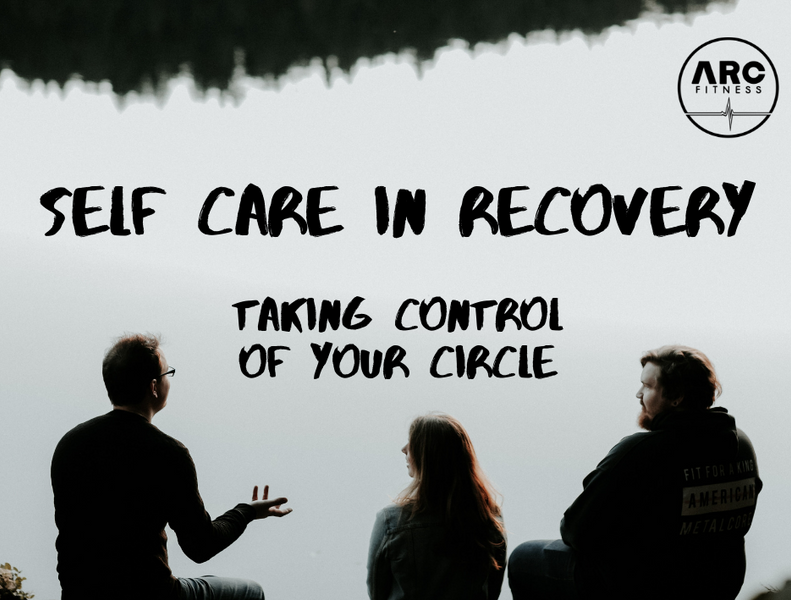 Taking control of your circle