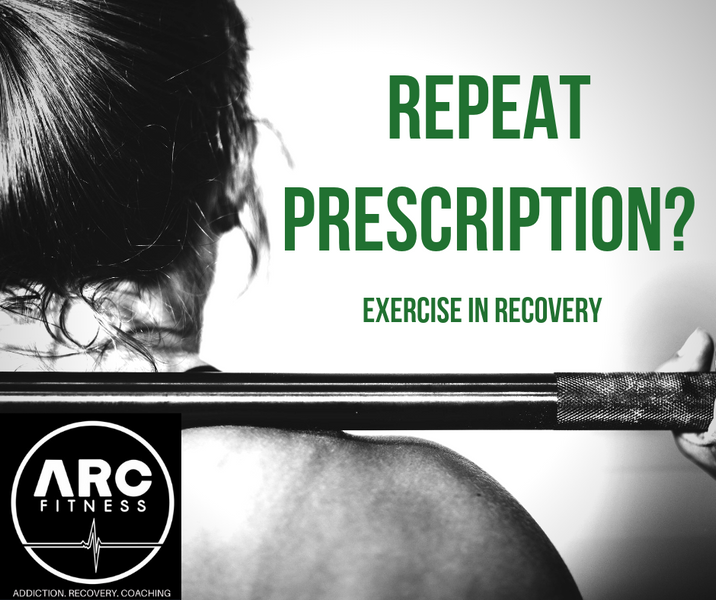 Repeat Prescription?  Exercise in Recovery