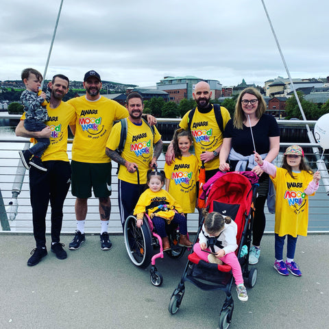 Foyle Mood Walk 2019
