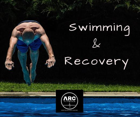 Swimming for Addiction Recovery