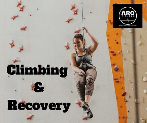 Climbing for Addiction Recovery