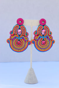 Jane Multi Earrings