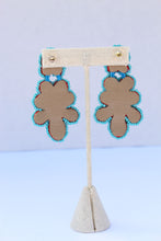 Load image into Gallery viewer, Marielis Blue Earrings