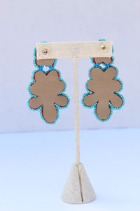 Marielis Blue Earrings