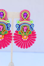 Load image into Gallery viewer, Sammy Multi Earrings