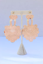 Load image into Gallery viewer, Jacinta Blue Earrings