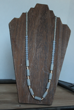 Load image into Gallery viewer, Mary Beaded Statement Necklace