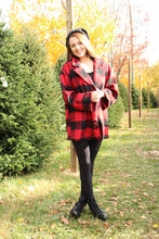 Load image into Gallery viewer, Buffalo Plaid Jacket