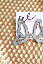 Load image into Gallery viewer, Central Butterfly Earrings