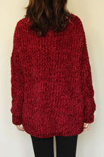 Load image into Gallery viewer, Cozy Chenille Sweater