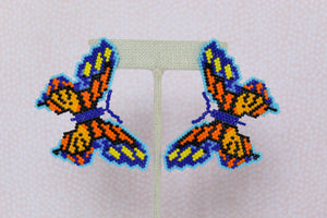 Mariposa Fiesta Butterfly Earrings