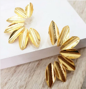 Abientot Gold Earrings