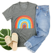 Load image into Gallery viewer, Hope Rainbow T-Shirt