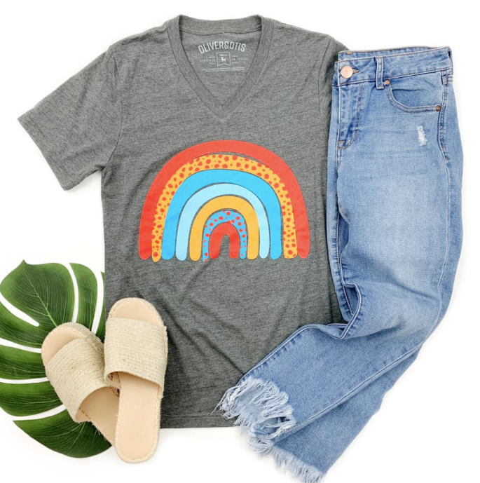 Hope Rainbow T-Shirt