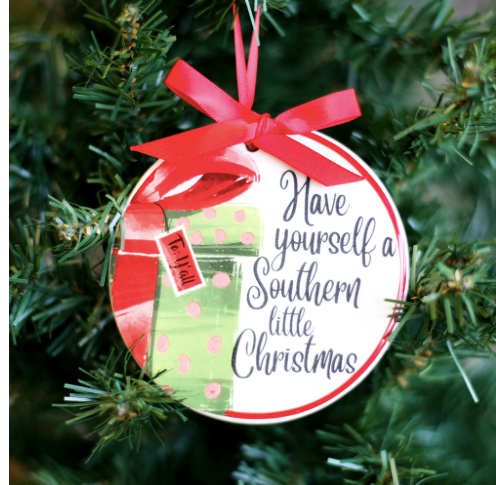 Southern Little Ornament