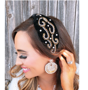 Angel Beaded Headband
