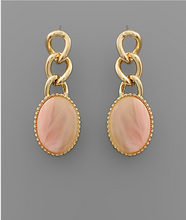 Load image into Gallery viewer, Bridger-ton Chain Earrings