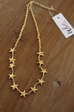 Load image into Gallery viewer, Star Lit Necklace