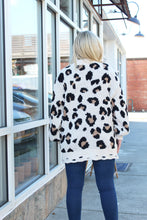 Load image into Gallery viewer, Dreamily Soft Animal Print Cardigan