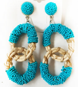 Vacay Bound Statement Earrings
