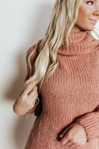 Sweet Jane Turtle Neck Sweater