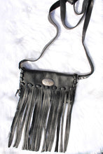 Load image into Gallery viewer, Bohemian Fringe Leather Crossbody Handbag