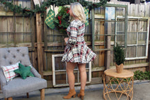 Load image into Gallery viewer, Merry Plaid Dress