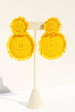 Load image into Gallery viewer, Color Burst Beaded Earrings