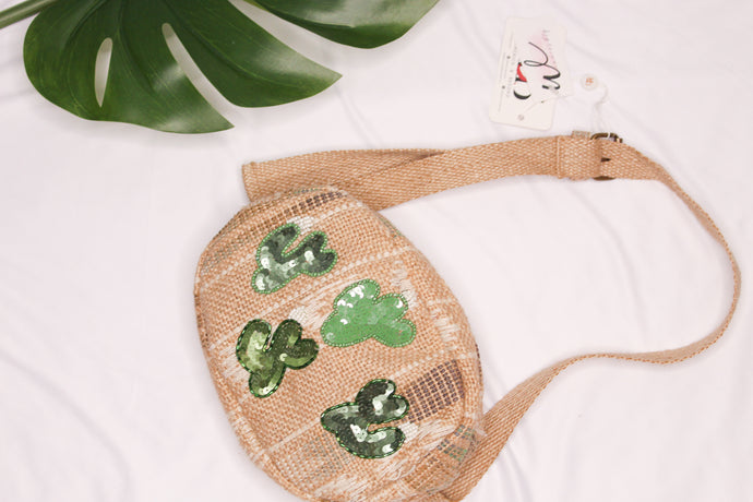 Cactus Belt Bag