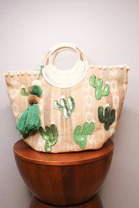 The Cactus Club Tote