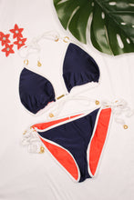Load image into Gallery viewer, Flower Two Piece Swimwear Bottom