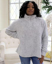 Load image into Gallery viewer, Hayley Half Zip Pullover