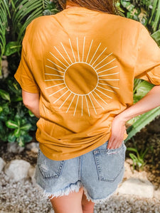 People Who Feel Like Sunshine Tee