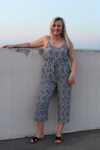 Load image into Gallery viewer, Jix Leopard Print Jumpsuit